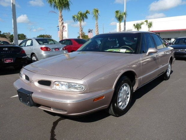 BUick LeSabre and Oldsmobile Eighty-Eight 1996-1999 Factory Service Workshop repair manual