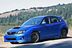 Subaru Impreza WRX / WRX STI 2014 Factory Service Workshop repair manual