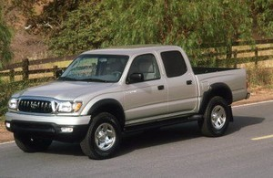 Toyota Tacoma 2001 2002 2003 2004 Factory Workshop service repair manual
