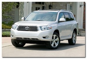 Toyota Highlander 2008 2009 2010  Factory Workshop service repair manual