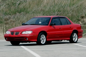 Pontiac Grand AM 1994-1998 Factory Service Workshop repair manual