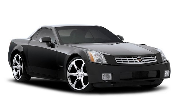 Cadillac XLR 2003 to 2009 Factory service repair maintenance manual