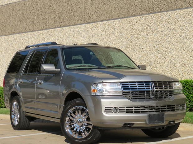 Ford Expedition and Lincoln Navigator 2010 Factory Service Workshop repair manual
