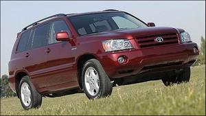 Toyota Highlander 2001 2002 2003 2004 2005 2006 2007 Factory Workshop service repair manual