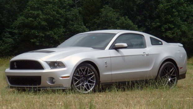 Ford Mustang Shelby GT500 2011-2012 Factory Service Workshop repair manual