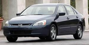 Honda Accord 2003-2007 Factory Service Workshop repair manual