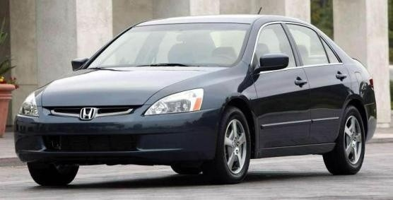Honda Accord 2003-2007 Factory Service Workshop repair manual