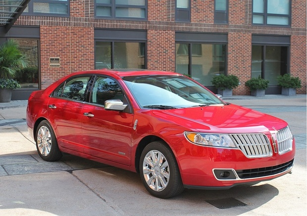 Ford Fusion - Lincoln MKZ 2010 Factory Service Workshop repair manual