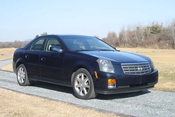 Cadillac CTS 2003 to 2007 Factory Service Workshop repair manual
