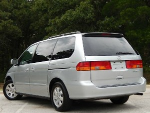 Honda Odyssey 1999-2004 Factory Service Workshop repair manual