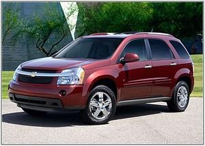 Chevrolet Equinox - Pontiac Torrent 2005 to 2009 Factory Service Workshop repair manual