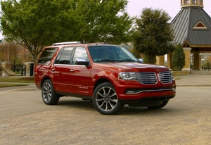 Lincoln Navigator 2015-2017 3.5L Ecoboost, 3.7L V6 and 5.4L V8 Service Workshop repair manual