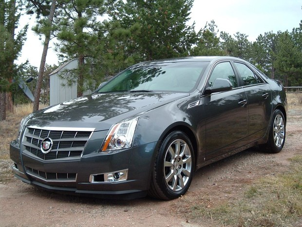 Cadillac CTS/CTS-V 2008 2009 Factory Workshop service repair manual