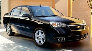 Chevrolet Malibu 2004 to 2008 Factory Service Workshop repair manual