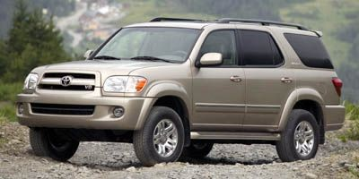 Toyota Sequoia 2001 2002 2003 2004 2005 2006 2007 Factory Workshop service  repair manual