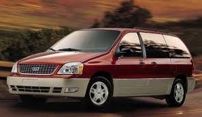 Ford Freestar 2004-2005-2006-2007 Factory Shop service repair manual