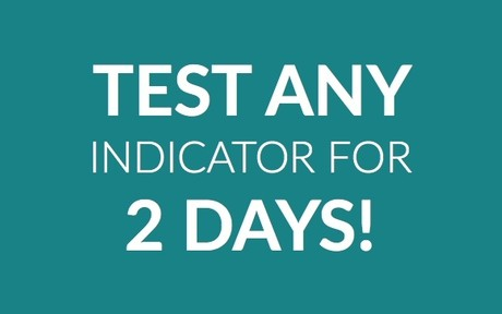 2 Day Trial For Any Indicator!