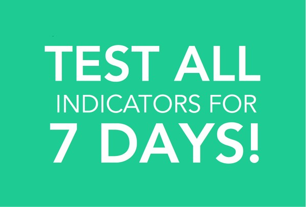 Test All Indicators For 7-Days!