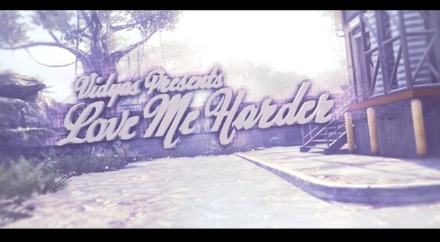 Love Me Harder (Project File)
