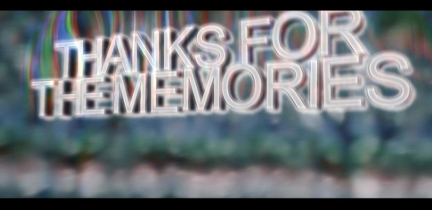 Thanks For The Memories (Project File)