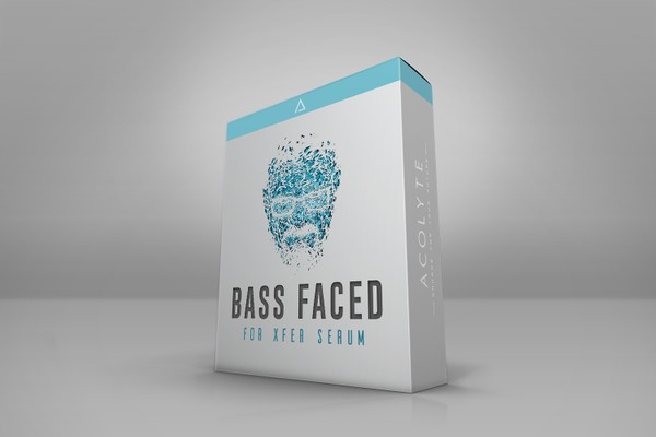 Bass Faced for Xfer Serum