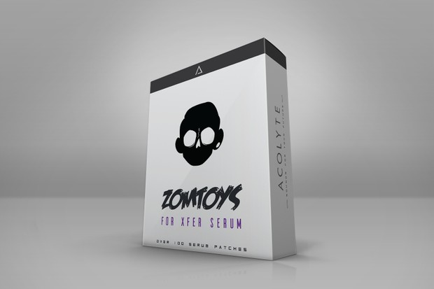 ZomToys for Xfer Serum