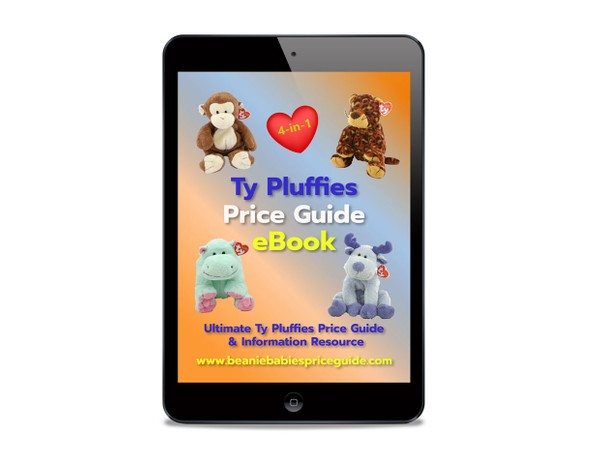 Ty Pluffies Collection Price Guide eBook