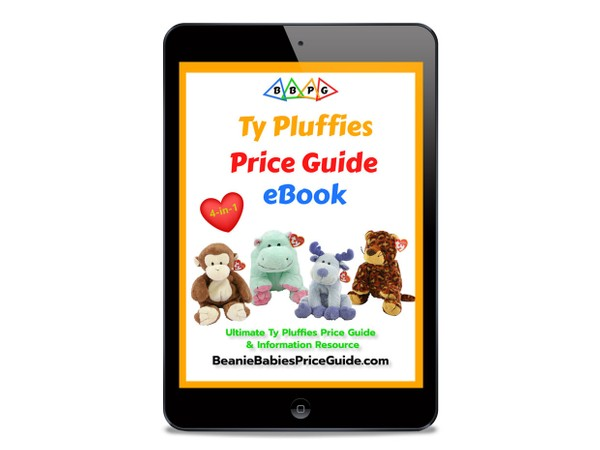 2021 Ty Pluffies Collection Price Guide eBook