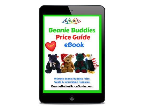 2021 Beanie Buddies Price Guide eBook