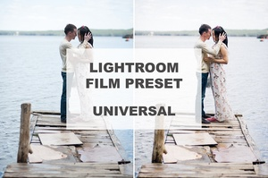 Lightroom Preset, Film Presets For Lightroom, Wedding Presets, Universal preset