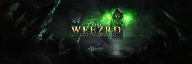 Obey Weezrd PSD