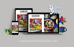 SABOR! This is Mexican Food. Street Food Issue