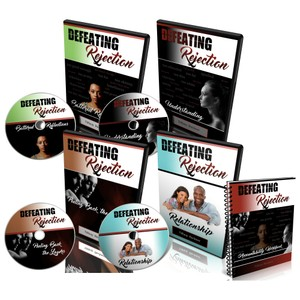 Defeating Rejection Series (Audio Messages and Workbook)