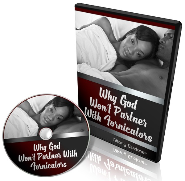Why God Won't Partner with Fornicators