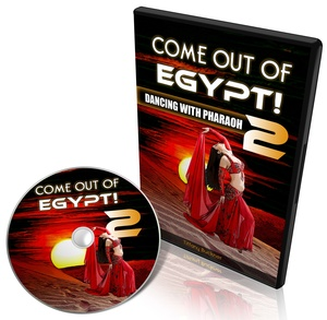Come Out of Egypt Part 2: Dancing with Pharaoh