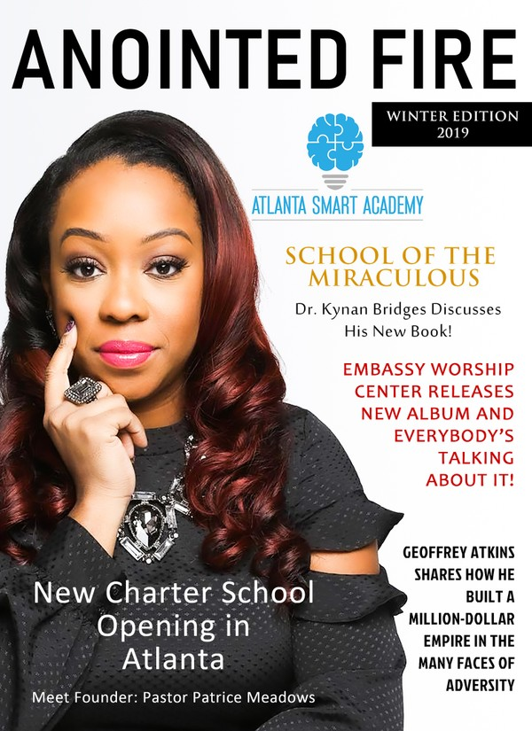 Anointed Fire Magazine (Winter Edition) 2019