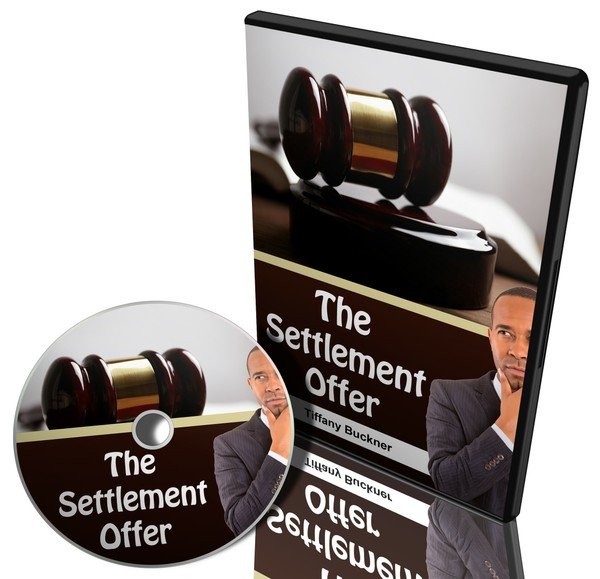 The Settlement Offer (A Message for Single Women and Men)