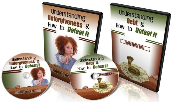 Understanding Debt & Unforgiveness (Set)
