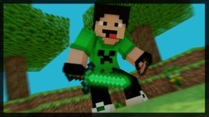 10 Thumbnails de Minecraft!