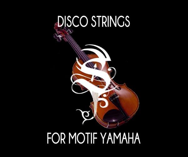 Disco Strings for Motif XF v1.1