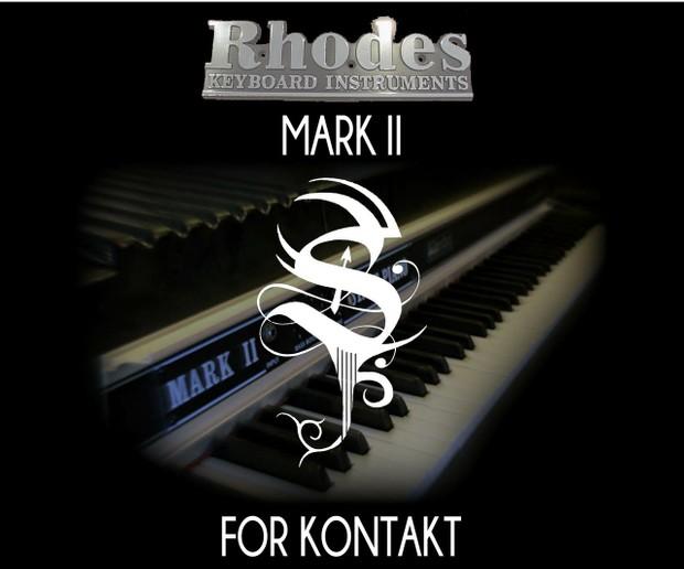 Rhodes Mark II for Kontakt