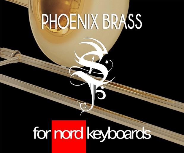 Phoenix Brass For Nord Keyboard v1.21