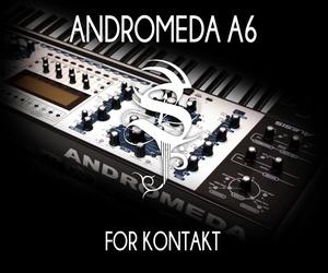 Andromeda A6 for Kontakt