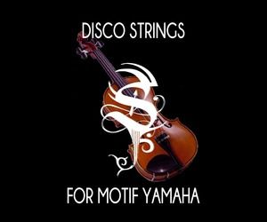 Disco Strings for Motif XS