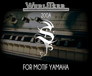 Wurlitzer 200a For Motif XF