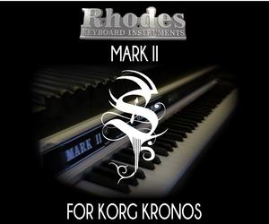 Rhodes Mark II For Korg Kronos