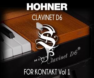 Clavinet D6 for Kontakt Vol 1