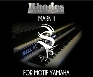 Rhodes Mark II for Motif XS v1.1
