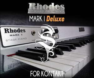Rhodes Mark I Deluxe For Kontakt