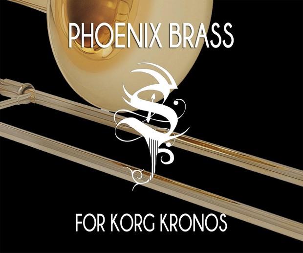 Phoenix Brass For Korg Kronos